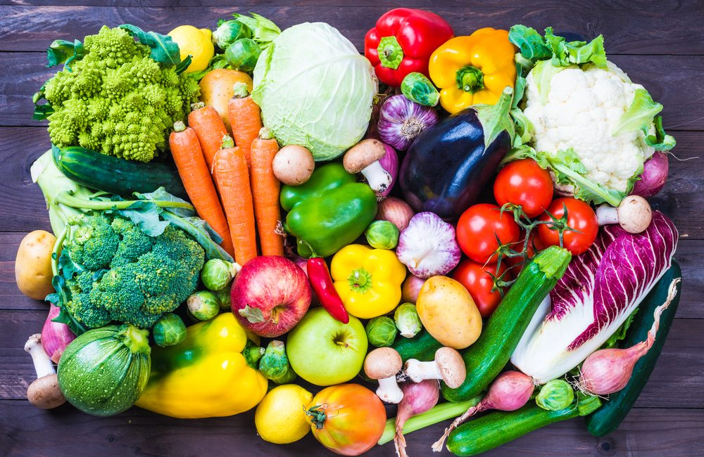 Benefits of Eating Raw Vegetables?